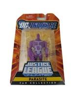 """DC Justice League Unlimited Parasite 4"""" action figure! Mattel - $19.99"""