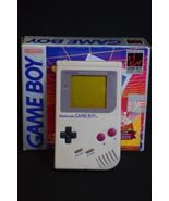 Nintendo Game Boy Grey Handheld System,Grey Game Boy System,Gray Gameboy... - $249.99