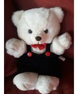 German Kroatzbarchen White Teddy Bear Echte Kroatzbeere Vtg Echte Kroatz... - $49.49