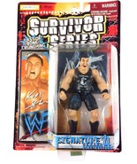 Ken Shamrock WWF WWE Jakks Action Figure Signature Series 4 1999 Sealed - $24.70