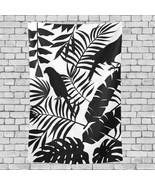 Wall Art Room Decor Unsual Dark Black Bird Violent Pattern Wall-hanging-... - $26.00