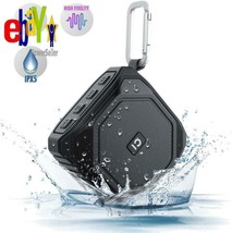 Bluetooth Speakers Waterproof, Portable Wireless Speaker With Built-In M... - $41.50 CAD