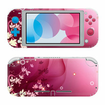 Nintendo Switch Lite Protective Vinyl Skin Wrap Floral Decal  - $12.84