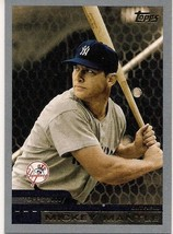 2006 Topps Mantle Collection Mickey Mantle #MM2000 - $4.50