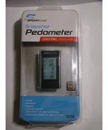 SPORTLINE Snapshot Pedometer - DIGITAL Accuracy (New) - $35.00