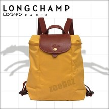 NEW LONGCHAMP YELLOW Womens LE PLIAGE BACKPACK ... - $68.30
