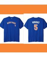 MLB New York Mets Wright #5 Men's Tee, 3X, Royal - $22.02
