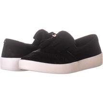 Cole Haan Grandpro Spectator Kiltie Slip on Sneakers 602, Black Nubuck, ... - $33.59