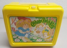 Vintage Thermos Plastic Lunchbox Cabbage Patch Kids no thermos - $19.79