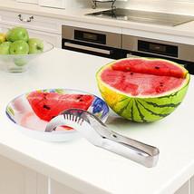 Home Kitchen Tools Watermelon Slicer Melon Fruit Cutter Server Gifts Ser... - €10,27 EUR