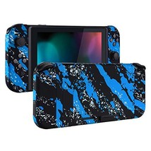 eXtremeRate Soft Touch Grip Back Plate for Nintendo Switch Console, NS J... - $41.49