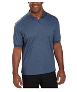 Hudson River Heritage Classics Men's Polo Shirt, Glacier Blue. - $11.99