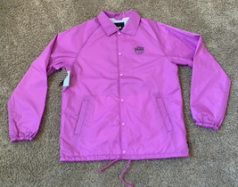 Vans MN Torrey lavender purple Size L LARGE Mens VN0002MURAA new nwt jacket - $49.99