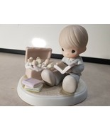 """Precious Moments """"You will always be a Treasure to Me""""  PM971 1996 with ... - $21.01"""