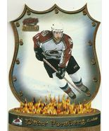 1997-98 Revolution NHL Icons #3 Peter Forsberg (1:121)! - $9.99