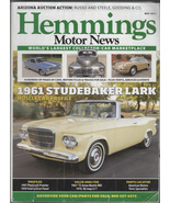 Hemmings Motor News October 2018 - Collectible Exotic Cars From Around t... - $2.50