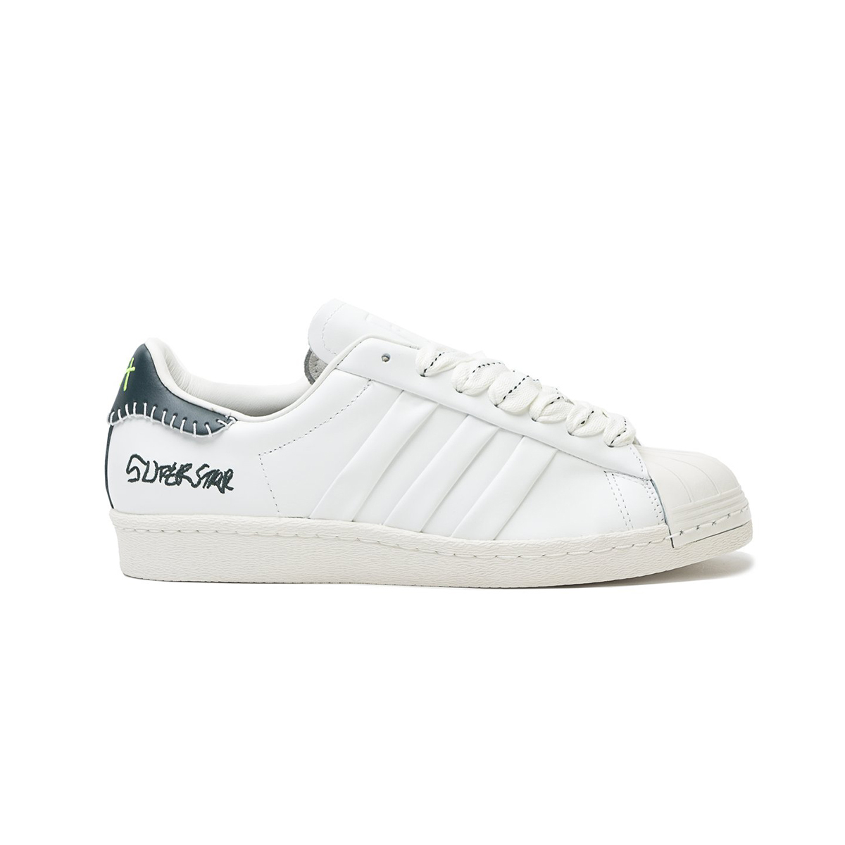 Primary image for Jonah Hill x Adidas Superstar (White/ Off White/ Green) Men 8-13