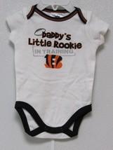 Nfl Nwt Infant ONESIE- Cincinnati Bengals 18 Months - $14.99