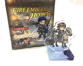 Frederick Fire Emblem Heroes - 1in Mini Acyrlic Figure Stand Vol 10 Nint... - $13.84