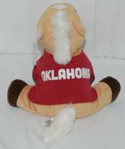 Fiest Brand A55627 Lil Buddies Tan 9 Inch Oklahoma Bean Bag Sitting Horse image 3