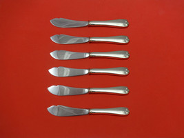 Flemish by Tiffany & Co. Sterling Silver Trout Knife Set 6pc HHWS  Custom Made - $559.55