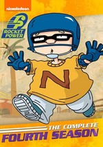 Rocket Power Complete 4th Fourth Season 4 DVD Set Complete Nickelodeon S... - $34.64