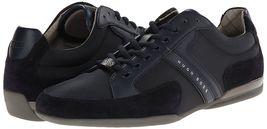Hugo Boss Green Men's Premium Sport Fashion Sneakers Running Shoes Spacit image 9