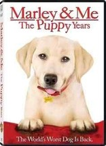 DVD - Marley & Me: The Puppy Years DVD  - $6.19