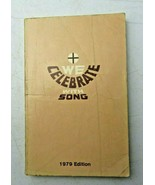 WE CELEBRATE WITH SONG Companion Hymnal Religious Songs 1979 paperback b... - $30.00