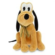 Disney Parks Pluto Pirates of the Caribbean Keys Jailer Dog Plush Doll NEW - $19.99