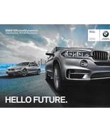 2016 BMW eDRIVE HYBRID sales brochure catalog folder 16 US 330e X5 xDriv... - $8.00