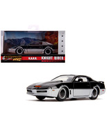 K.A.R.R. Black and Silver Knight Rider (1982) TV Series Hollywood Rides ... - $17.12