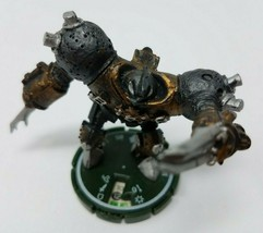 Mage Knight Unlimited Maelstrom Golem 146 Figure Miniature 85 - $19.79