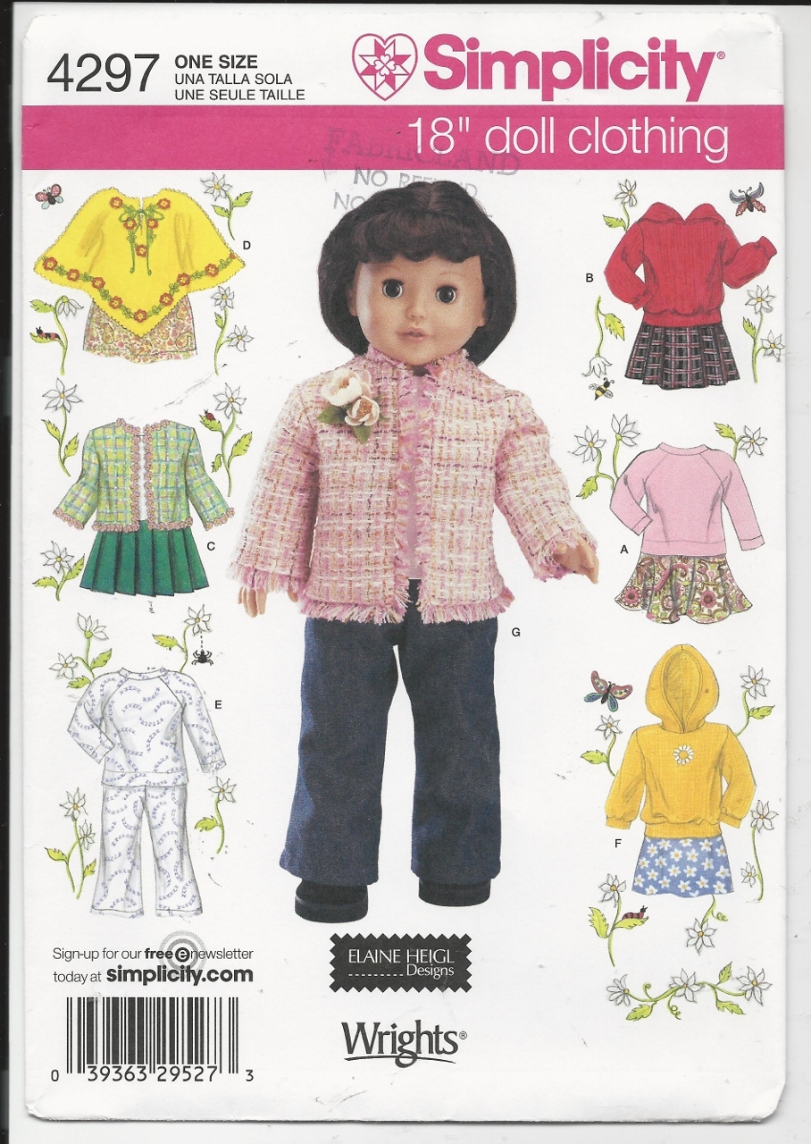 Doll Clothes 18 Inch American Girl And 50 Similar Items