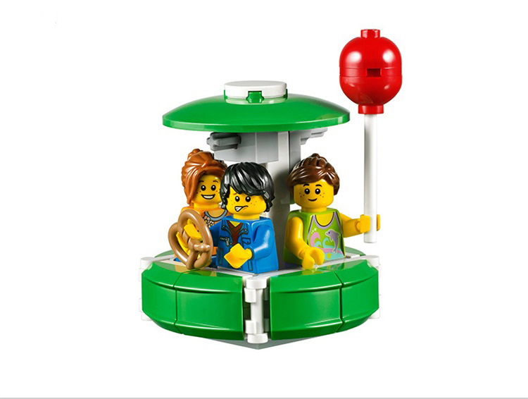 Ferris Wheel Lego 10247 Compatible