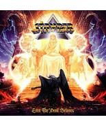 STRYPER CD - EVEN THE DEVIL BELIEVES (2020) - NEW UNOPENED - ROCK - FRON... - $17.99