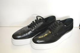NEW Women's PRADA Fashion Sneakers SHOES BLACK, 9,5 - $321.48