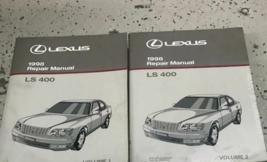 1998 Lexus LS400 Ls 400 Servizio Negozio Riparazione Officina Manuale Se... - $257.33