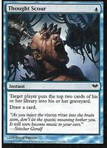 Magic the Gathering Card- Thought Scour - $1.00