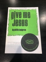 Give Me Jesus Sheet Music - $14.43