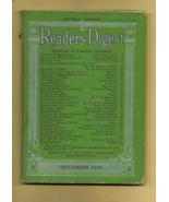Pair, 1930's READER'S DIGEST Magazines (Nov. & Dec. 1939) - Good Condition - $14.50