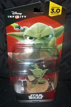 NIB Disney Infinity 3.0 Star Wars Yoda Character Action Figure Game Piece - $15.49