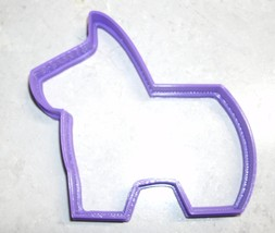 Piñata Horse Mexican Birthday Party Game Cookie Cutter 3D Printed USA PR630 - $1.99