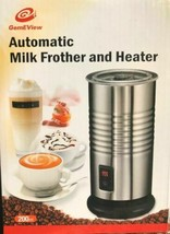 GemEView Automatic Milk Frother and Heater - $30.26 CAD