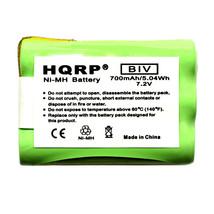 7.2V 700mAh HQRP Battery fits Tri-Tronics G3 Transmitters, 1272800 Repla... - $14.45