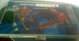 Vintage Rare 3M BLUE LINE Hockey Sports Board Game 1968 Complete - $24.70