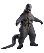 Deluxe Inflatable Blowup Adult Godzilla Halloween Costume Cosplay Dress Up - £90.75 GBP