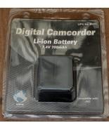 Radio Shack Digital Camcorder Li-ion Battery - UPG 86063 - 7.4V 700mAh B... - $9.89