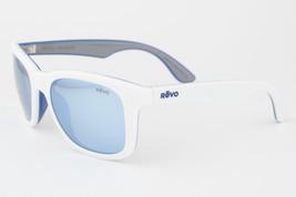 f7231448f1 Revo 1000-09 BL Huddie White   Blue Polarized Sunglasses -  136.71