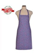 Glanzhaus Classic Style Christmas Gift 100% Cotton Apron with Pockets, M... - $22.82